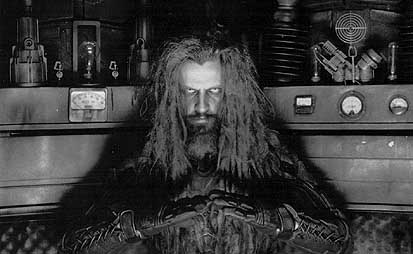 The Thrilling Chilling World of Rob Zombie maze.